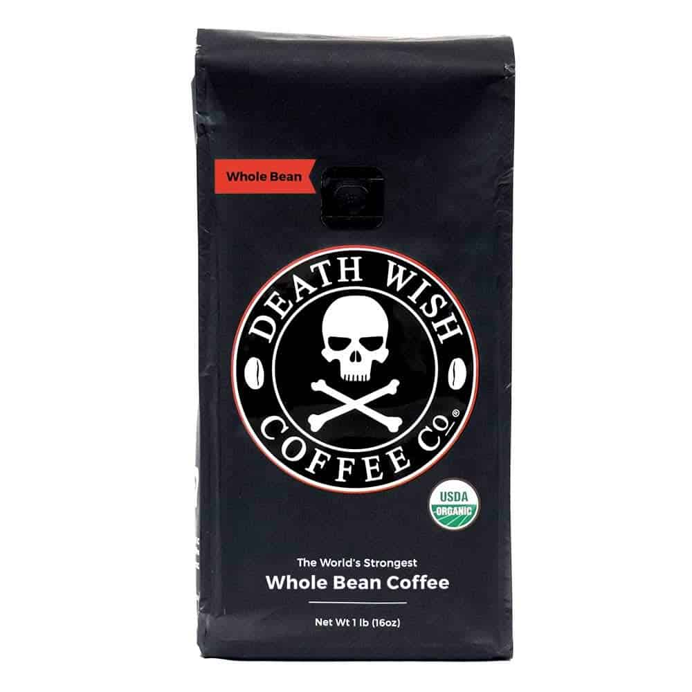 Death Wish Organic Coffee Beans