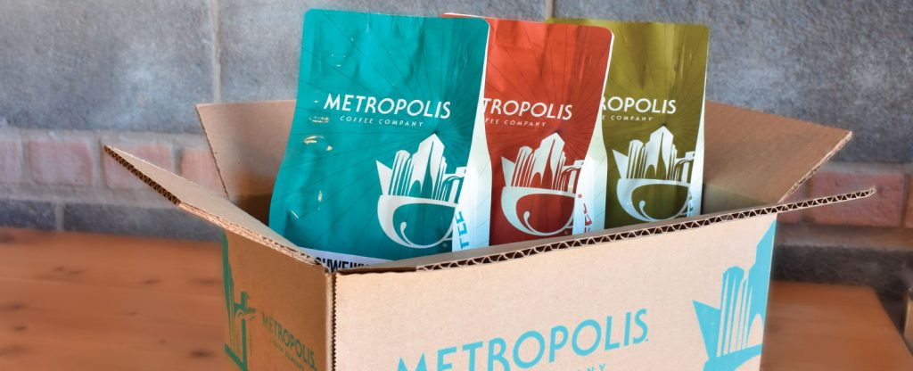 Metropolis Coffee for Cold Brew
